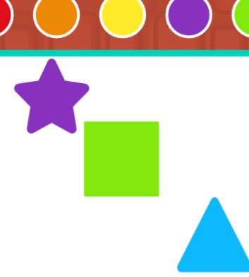 Cute Shapes - Play Game